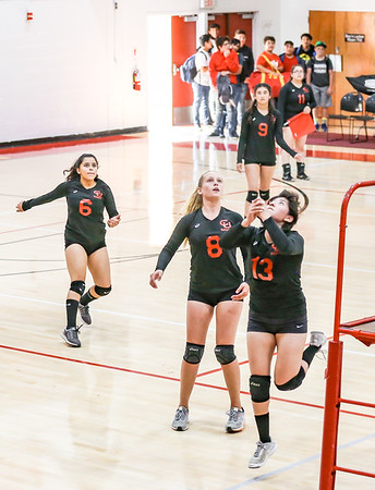 9-12-19 Home JV Volleyball CUHS-7