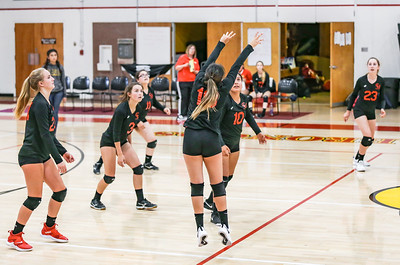 9-12-19 Home Volleyball CUHS-19