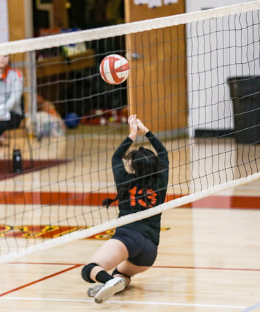 9-12-19 Home JV Volleyball CUHS-