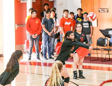 9-12-19 Home JV Volleyball CUHS-8