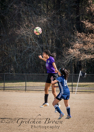 President's Cup Game3.  Bethesda SC ECNL.  February 19, 2017.