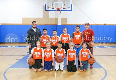 Team Orange Ballers