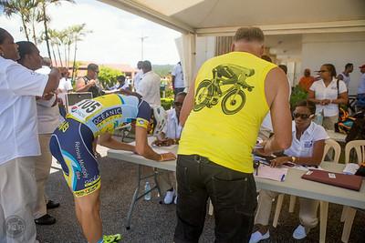 Tour cycliste Guyane 2014