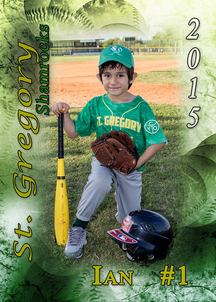 St. Gregory Shamrocks
