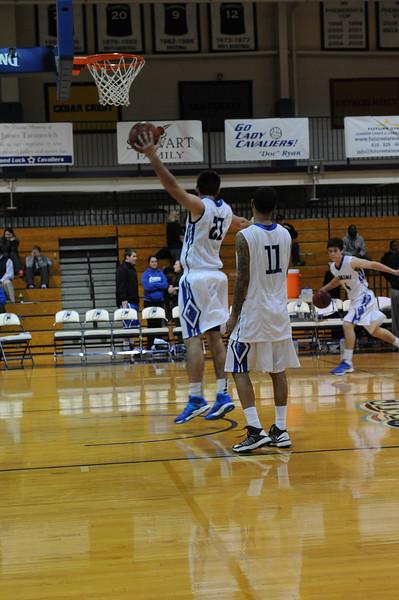 Cabrini Basketball