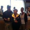 With Elayne McCrea McCabe, Stadium Level, vs. Southern Utah, Sept 8, 2012