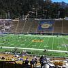 Stadium Level, vs. Southern Utah, Sept 8, 2012
