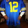 Finally!  Joe Roth replica jersey, found through Cal Athletics Marketing!