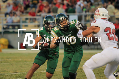 Cal Poly Football vs Southern Utah