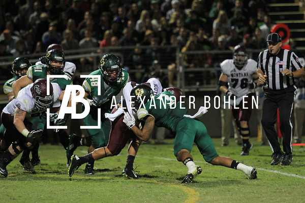 Cal Poly Defeats Montana by 40-21.