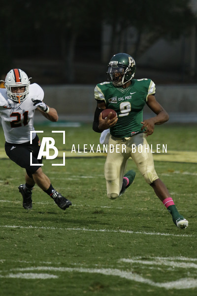 Cal Poly goes against Idaho State.