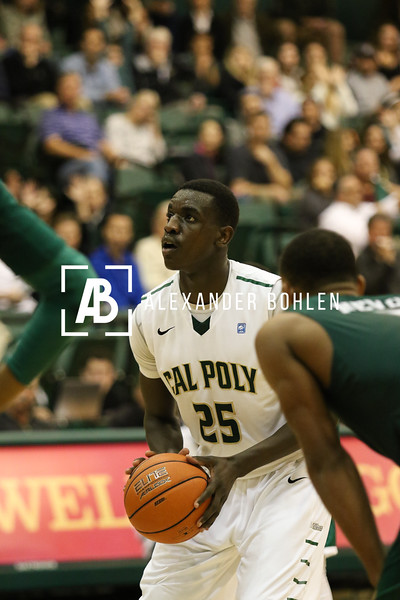 Cal Poly vs Hawaii