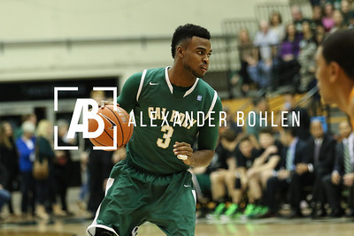 Cal Poly loses to UCSB 50 to 45 at Cal Poly's Mott gym. January 10, 2015. Photo by Alexander Bohlen.