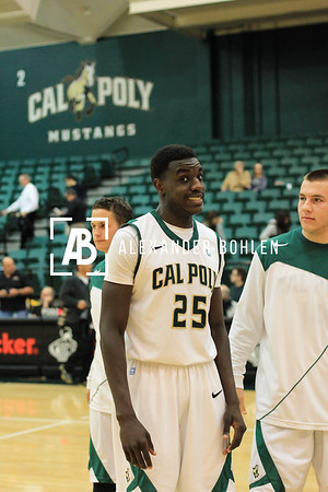 Cal Poly wins against Hawaii 77 to 65.