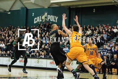 Cal Poly loses 64-50.
