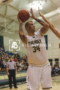Cal Poly Men's Basketball goes against UC Riverside at Mott Gym on Jan 28, 2016. Photos by Alexander Bohlen