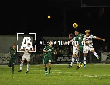 Cal Poly vs Santa Barbara. 1-1.
