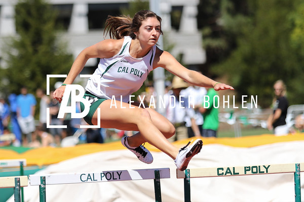 Cal Poly Track Events