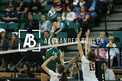 Cal Poly vs  Fullerton. Photo by Alexander Bohlen