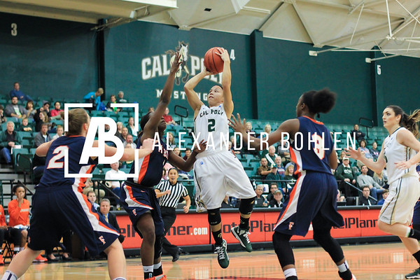 Cal Poly wins 69 to 65.