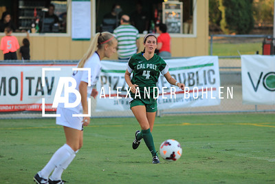 Cal Poly loses to St Mary's in overtime. Final 1 to 2.
