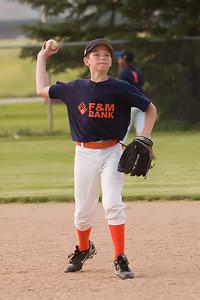 Midwest Uniform Brewers vs F&M Mets