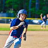 Ayer Shirley held off Pepperell at Kyle A. Bartelson Field in the U11 Cal Ripken district tournament final. Nashoba Valley Voice/Ed Niser