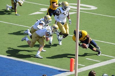 Cal vs. UCLA  2010.10.09