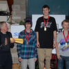 Feb 4 - Dennis wins a bronze in the mogul competition.