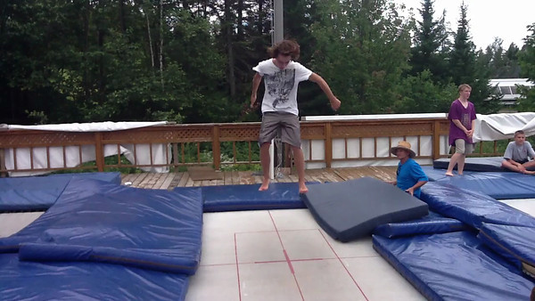 2012 August Freestyle Ramp Camp