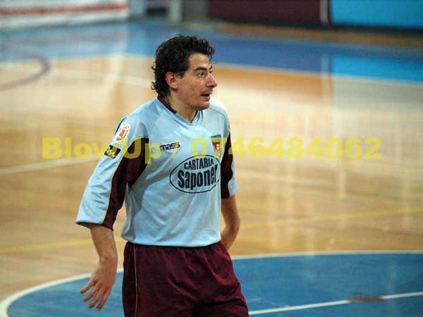 Calcio a 5: Real Rieti - Cus Ancona (6-1)
