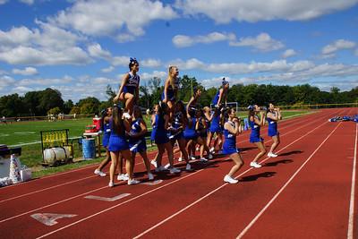 Cheerleaders  -  2012