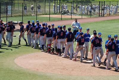 Calhoun HS Baseball vs McArthur May 31