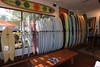 Inside Surfy Surfy, Leucadia.