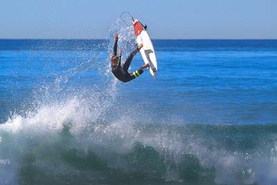 California Surfing Late Nov. 2014