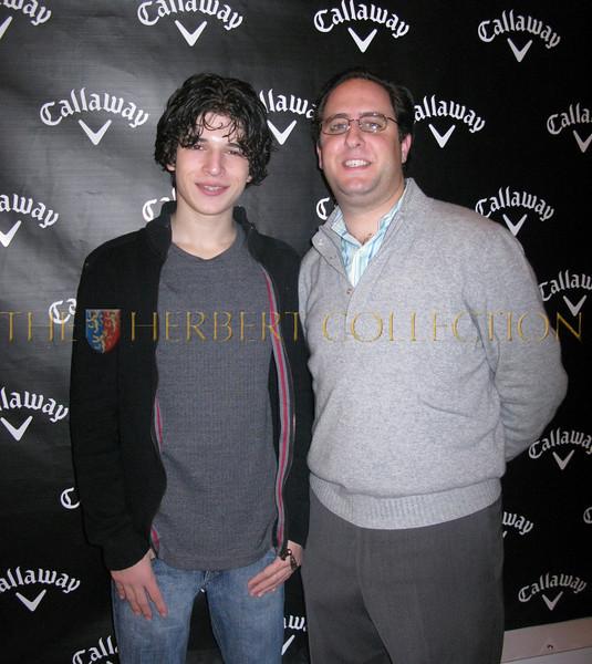 Justin Galloway and Ezra