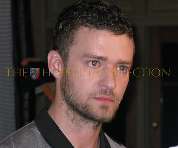 Justin Timberlake launch for Callaway Golf at New Yorks Grand Central Station Nov. 7th, 2008