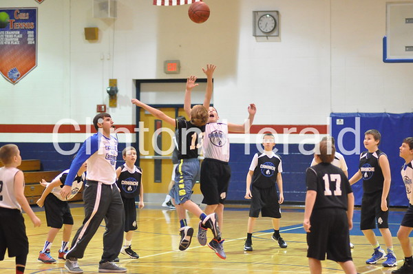Camanche youth basketball (12-22-14)