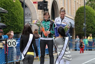 Cat 4 Women / Citizen: 1.Rhonda Callender (IRC - Cameron Law), 2.Sarah Clarke (dEVO), 3 (absent).Marcy Bennett (Marty's Mountain Cycle)