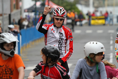 Rob Britton (Pro rider recently at the Tour of California) introduced