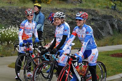 Sooke Classic Road Race Women, May 29, 2010