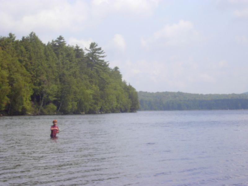 Fishing & Wading