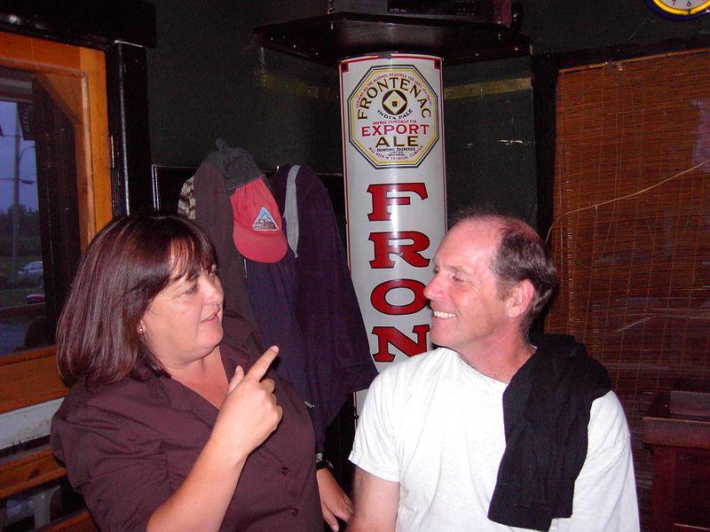 Ian & Friend @ Rockburn Pub