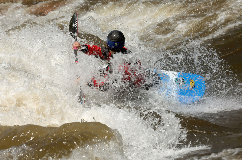 On the rapids