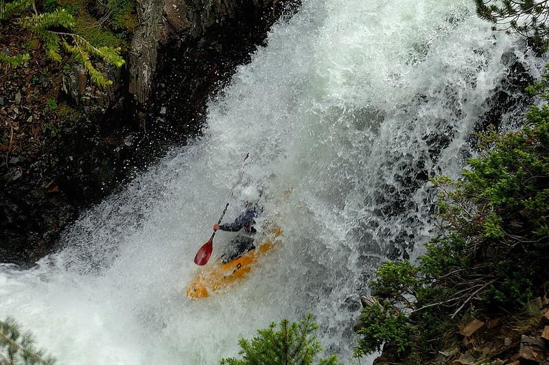 Oh be Joyfull kayaking (Crested-Butte )