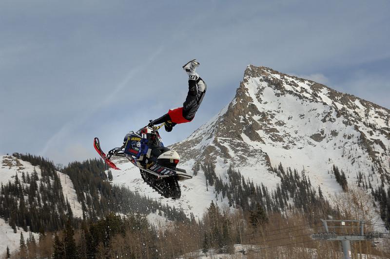 Ultimate snowmobiler