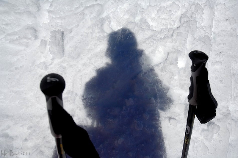 Me on the snow (Red Lady , Crested-Butte)
