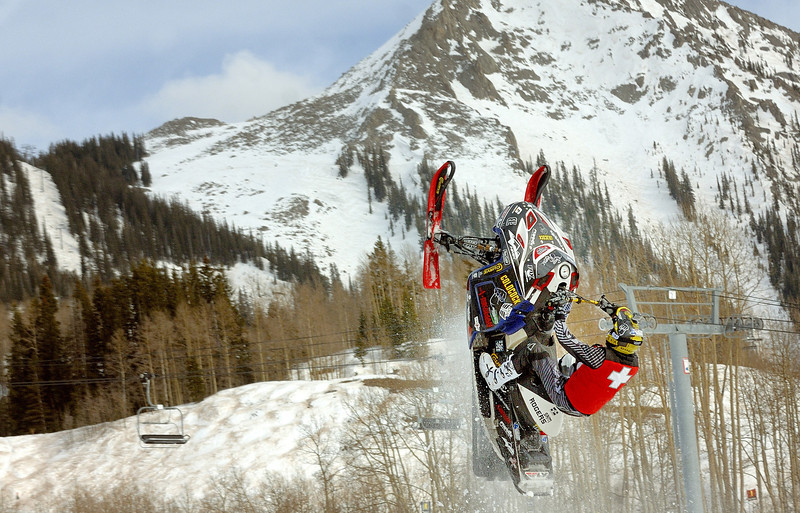 Ultimate snowmobiler