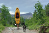 Kayak walk (Crested-Butte)