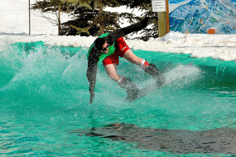 Surfing the Rockies